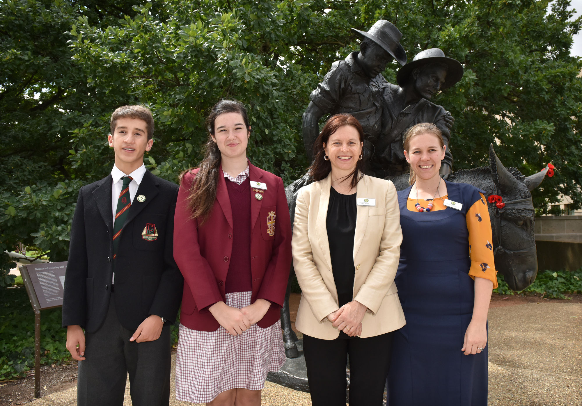 The Simpson Prize awards presentation, Parliament House and the Australian War Memorial, Canberra on 15th March, 2016. PHOTO: MARK GRAHAM